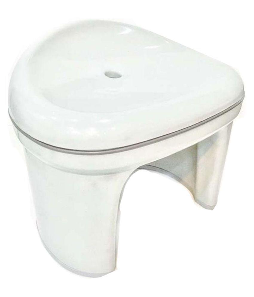 Safari Stylish White Bathing Stool  sc 1 st  Snapdeal & Safari Stylish White Bathing Stool: Buy Safari Stylish White ... islam-shia.org