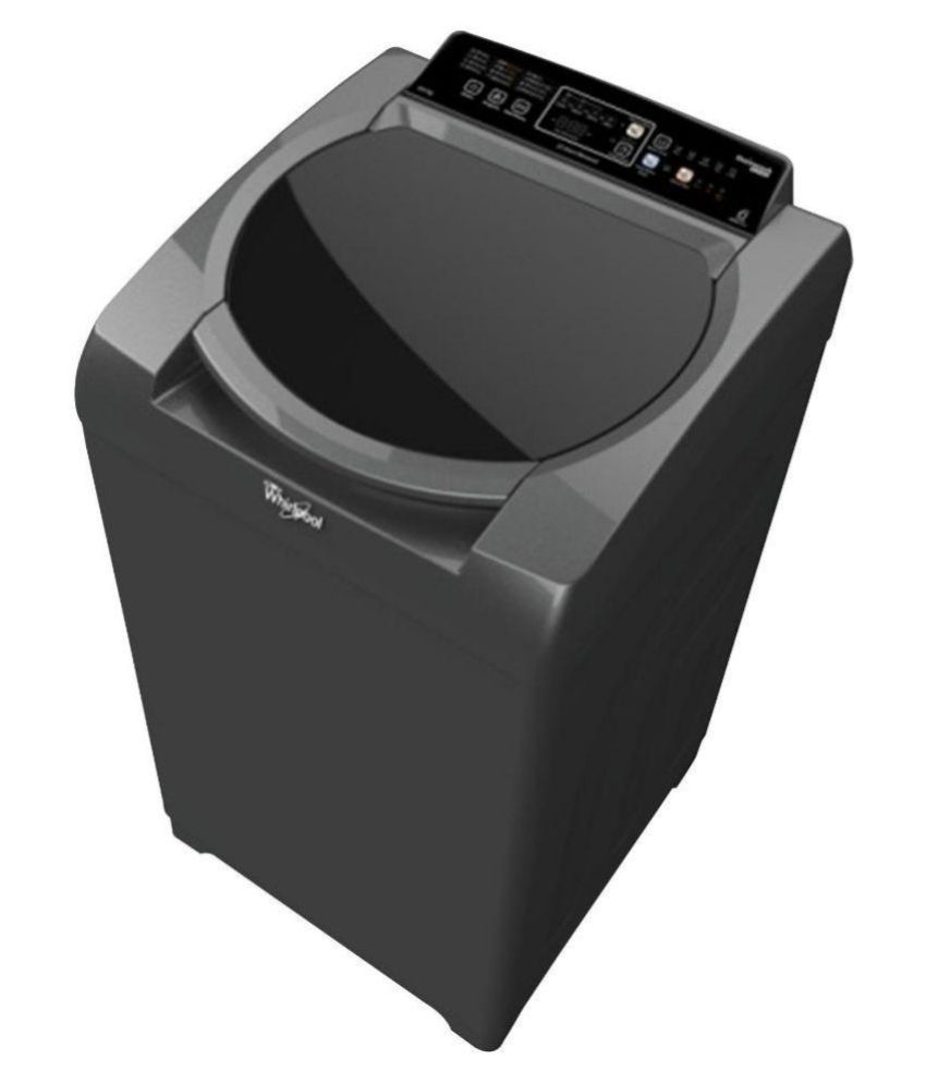 whirlpool 8 kg fully automatic top load washing machine. Black Bedroom Furniture Sets. Home Design Ideas