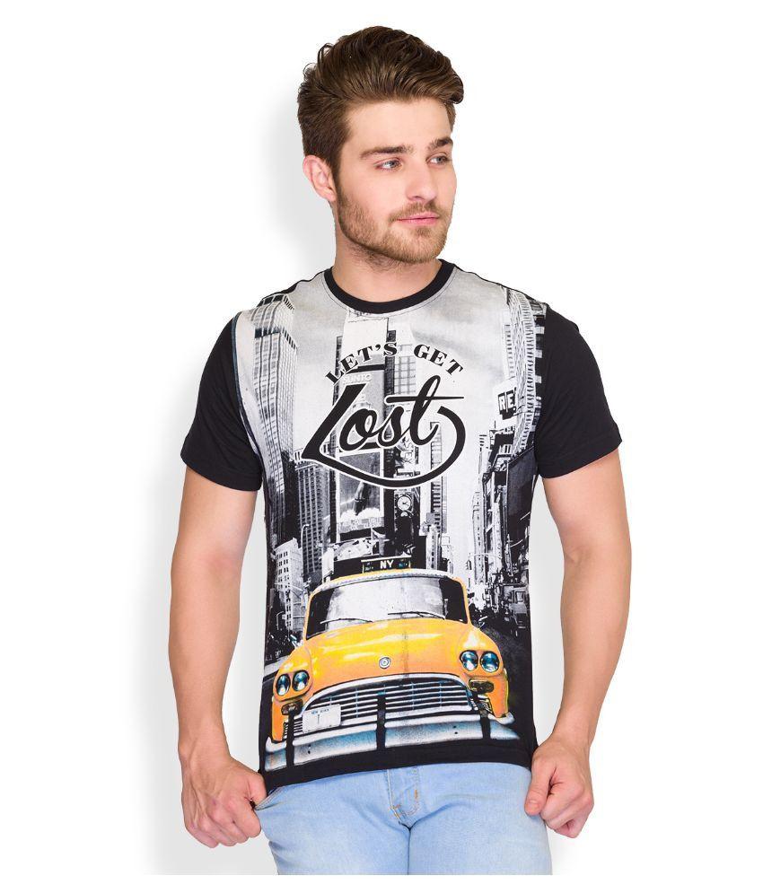 Parx Multi Round T Shirt