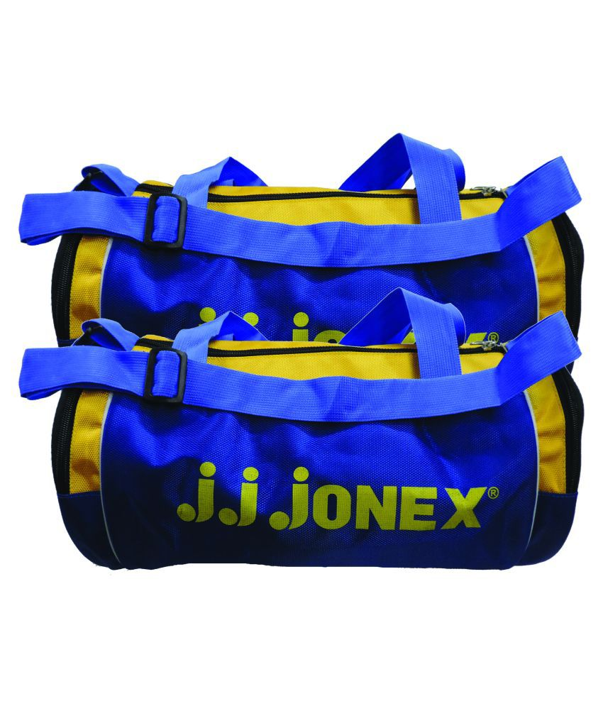 J.J Jonex BLUE 25 Gym Bag