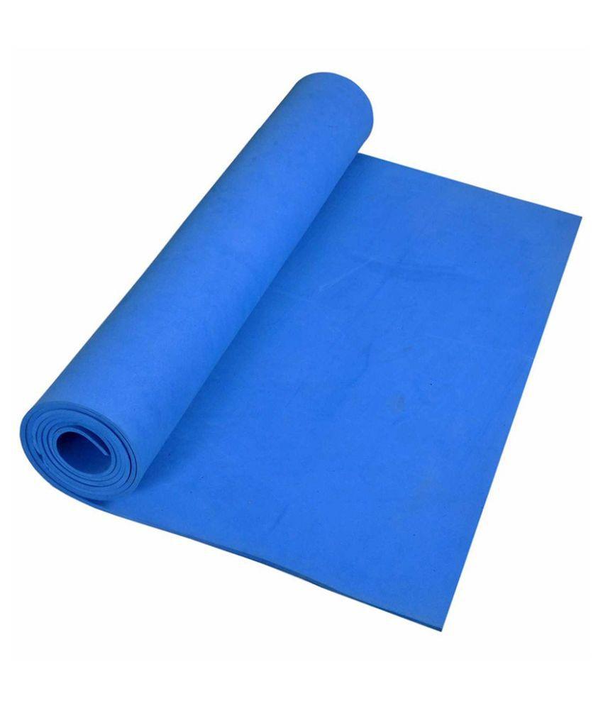 Marine Pearl Blue Yoga Mat