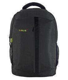 Timus Expert Branded Backpacks Laptop Backpack College Bag School Bag For Travel Grey 25 Litres