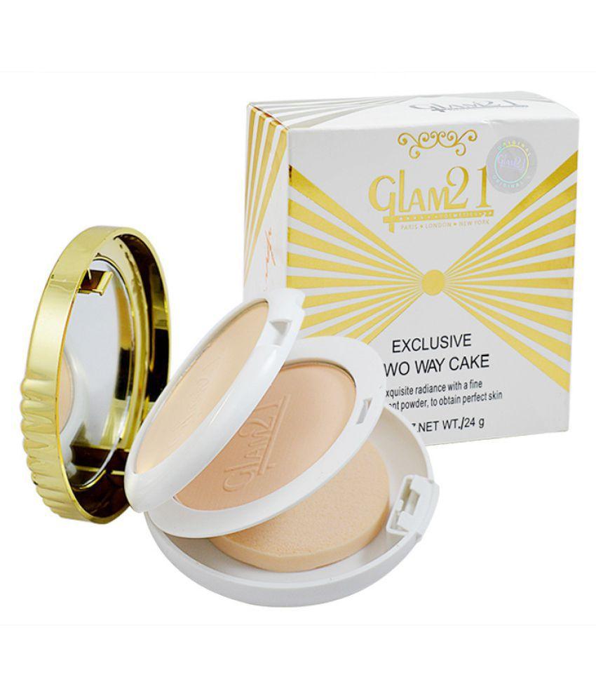 GLAM 21 Good Choice India Pressed Powder Beige 1 gm