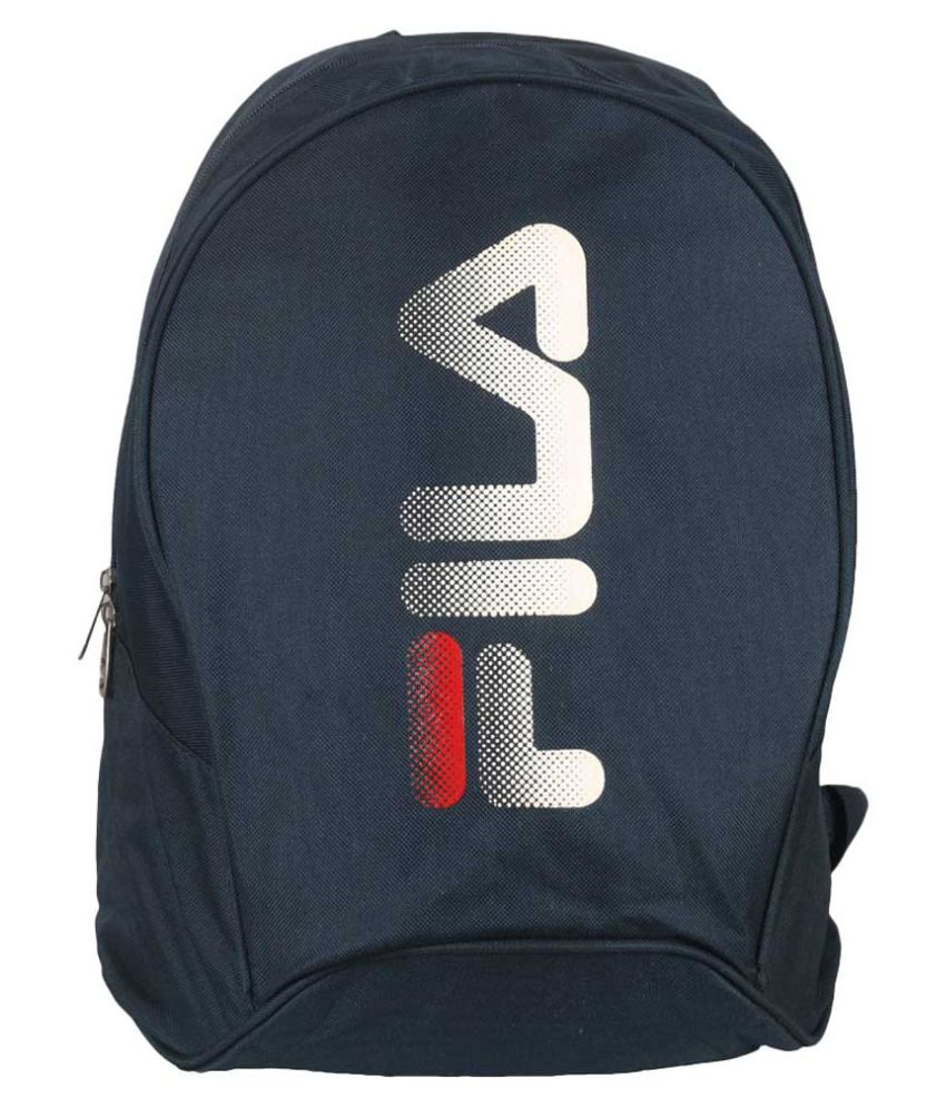 Fila Navy Backpack - Buy Fila Navy Backpack Online at Low Price - Snapdeal
