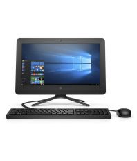 HP hp 20-c001il All In One Desktop ( AMD - 4 GB 1 TB DOS 49.53 cm (19.5) Black )