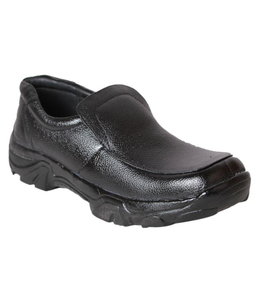 Lexus Black Casual Boot
