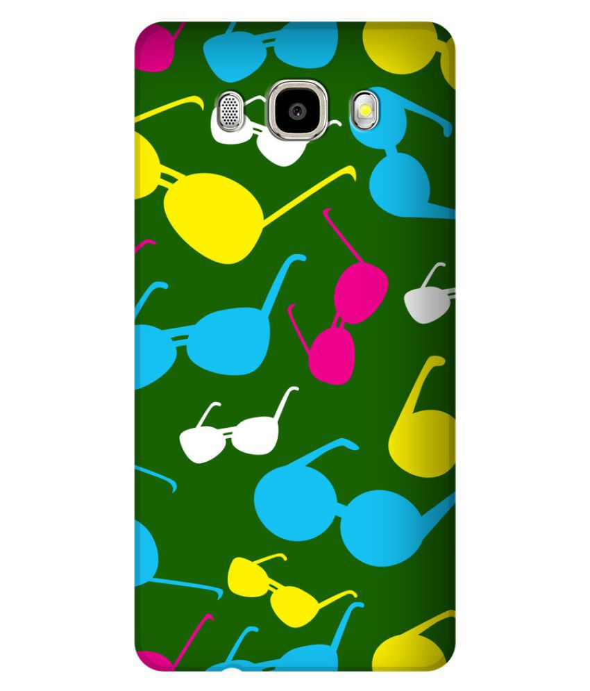 Samsung Galaxy On7 Printed Cover By ZAPCASE