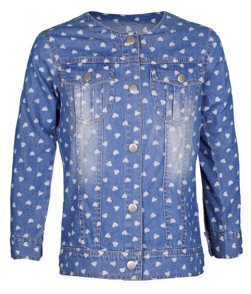 Naughty Ninos Blue Denim Jacket