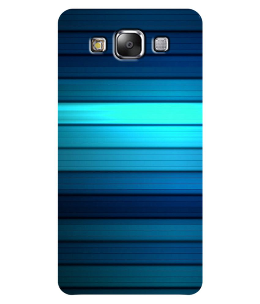 Samsung Galaxy E5 Printed Cover By SWAGMYCASE