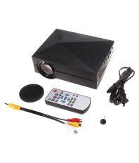 UNIC GM60 latest version HD LED Projector 800x600 Pixels (SVGA)