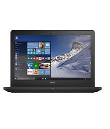 Dell Inspiron Inpiron 7559 Netbook Core i7 (6th Generation) 16 GB 39.62cm(15.6) Windows 10 Home 4 GB Black