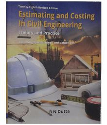 Estimating & Costing In Civil Engineering Theory & Practice e/28 (Paperback) (English)