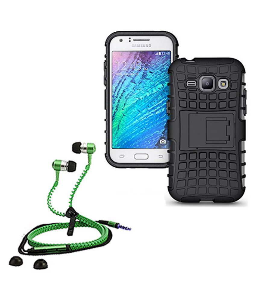 Samsung Galaxy J1 Cover Combo by Style Crome