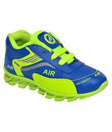 Bunnies Multicolour Sports Shoes for Kids
