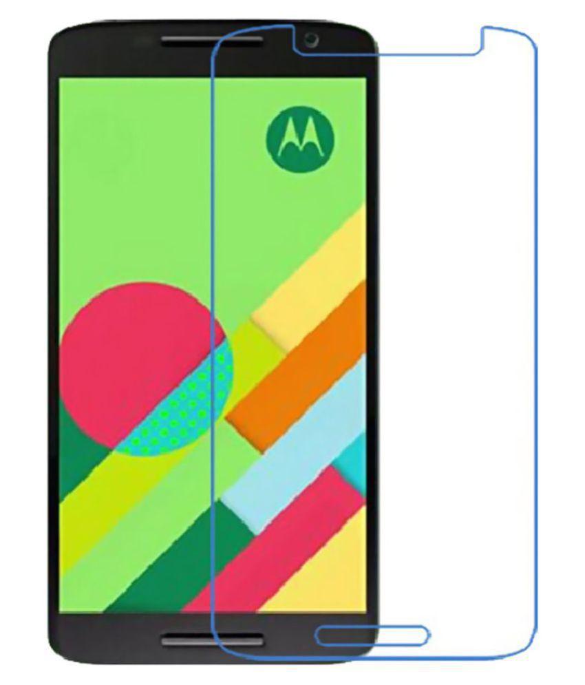 Motorola Moto X Play Tempered Glass Screen Guard By VJOY