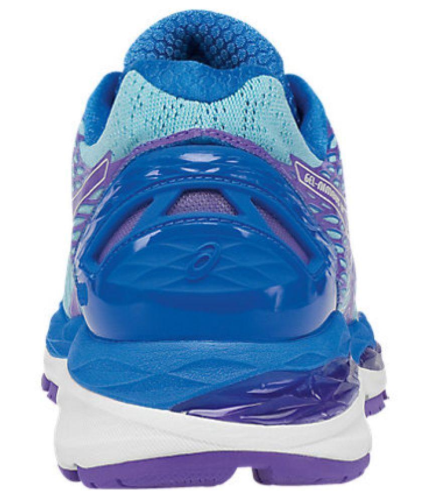 9853ce91 Asics Women's Running Shoes Gel-Nimbus 18 (D) Price in India- Buy ...