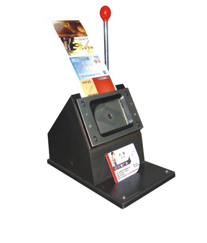 Namibind Pvc Id Card Cutter Buy Online At Best Price In India
