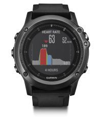 Garmin Black Circle Smart Watch