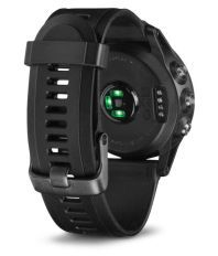 Garmin Black Circle Smart Watch