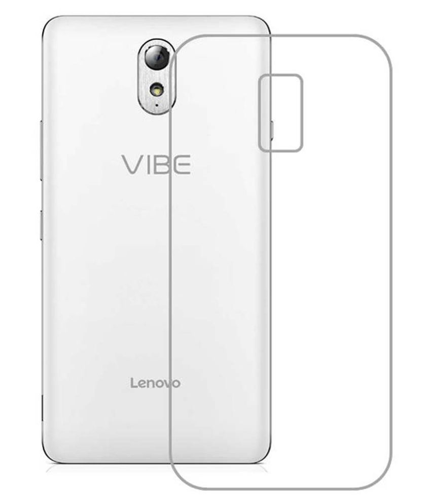 Lenovo Vibe P1M Cover by SpectraDeal - Transparent