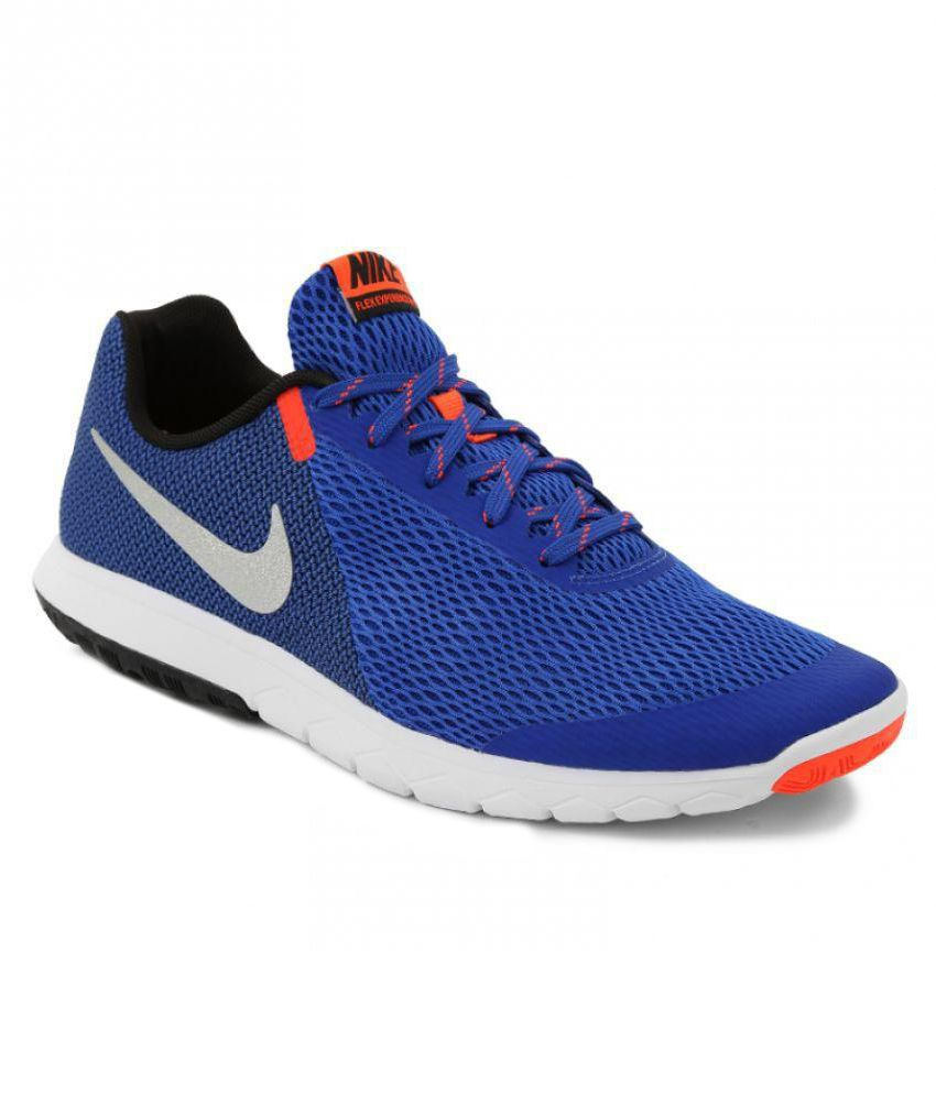 buy popular 39ae5 1f968 Nike Flex Experience RN Blau - associate-degree.de
