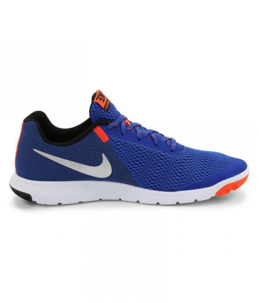 7a1f79142f9c9 Nike Nike Flex Experience Rn 5 Blue Running Shoes - Buy Nike Nike ...