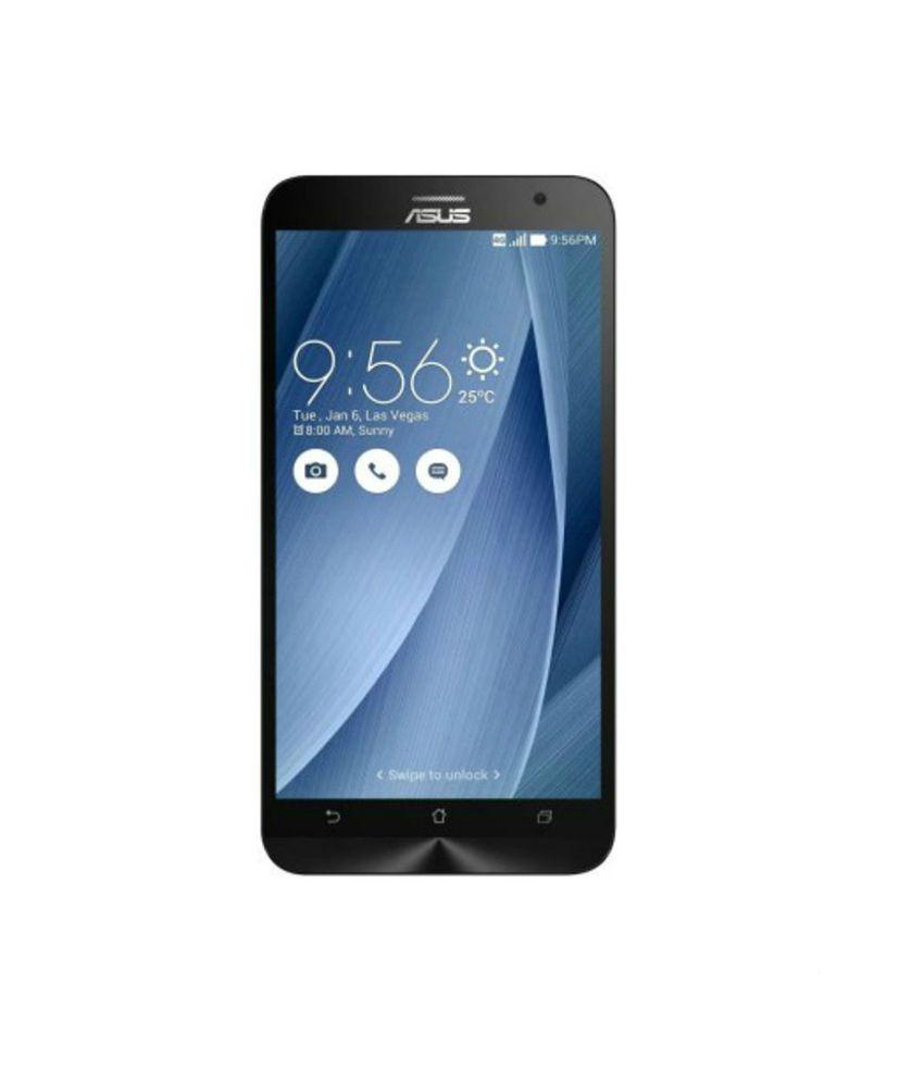 UNBOXED Asus Z00AD Zenfone 2 (ZE551ML) 32 GB - Silver