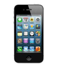 REFURBISHED Apple iPhone 4S (8 GB -Black)