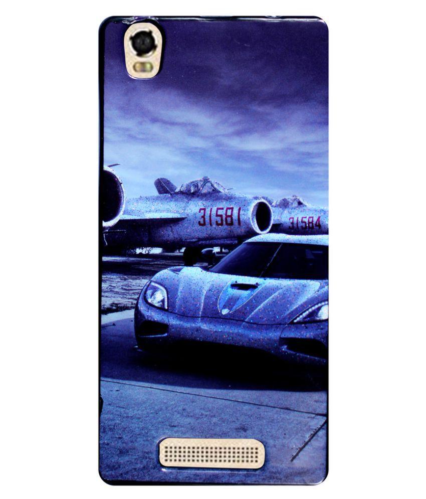 official photos 3f6c4 9f754 Intex Aqua Power 4G Printed Cover By Shopme