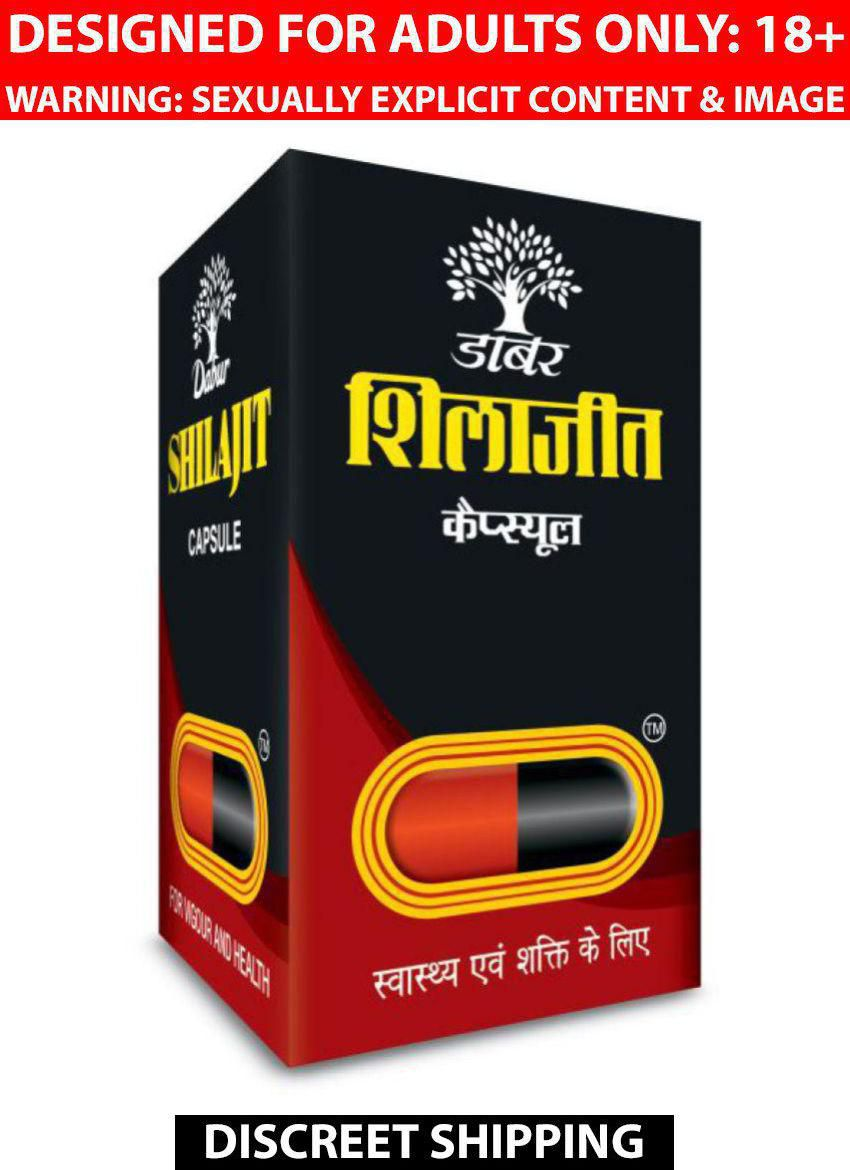 Dabur Shilajit 100 Capsules available at SnapDeal for Rs.480