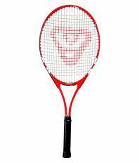 Myghty Aluminium Tennis Racquet Red
