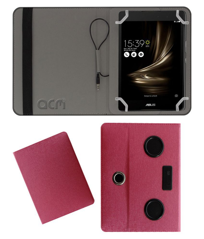 Asus Zenpad 8.0 Flip Cover By Acm Red