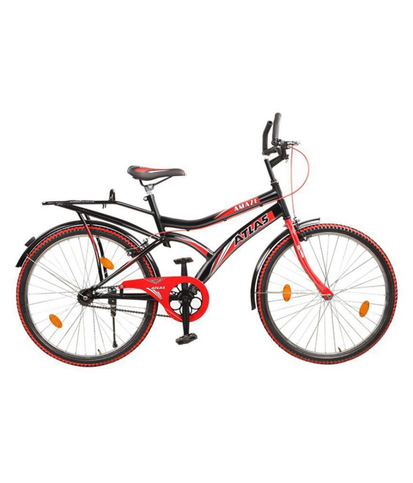 171f208dae4 Atlas Cycles Amaze 26T Road bike Adult Bicycle/Man/Men/Women: Buy Online at  Best Price on Snapdeal