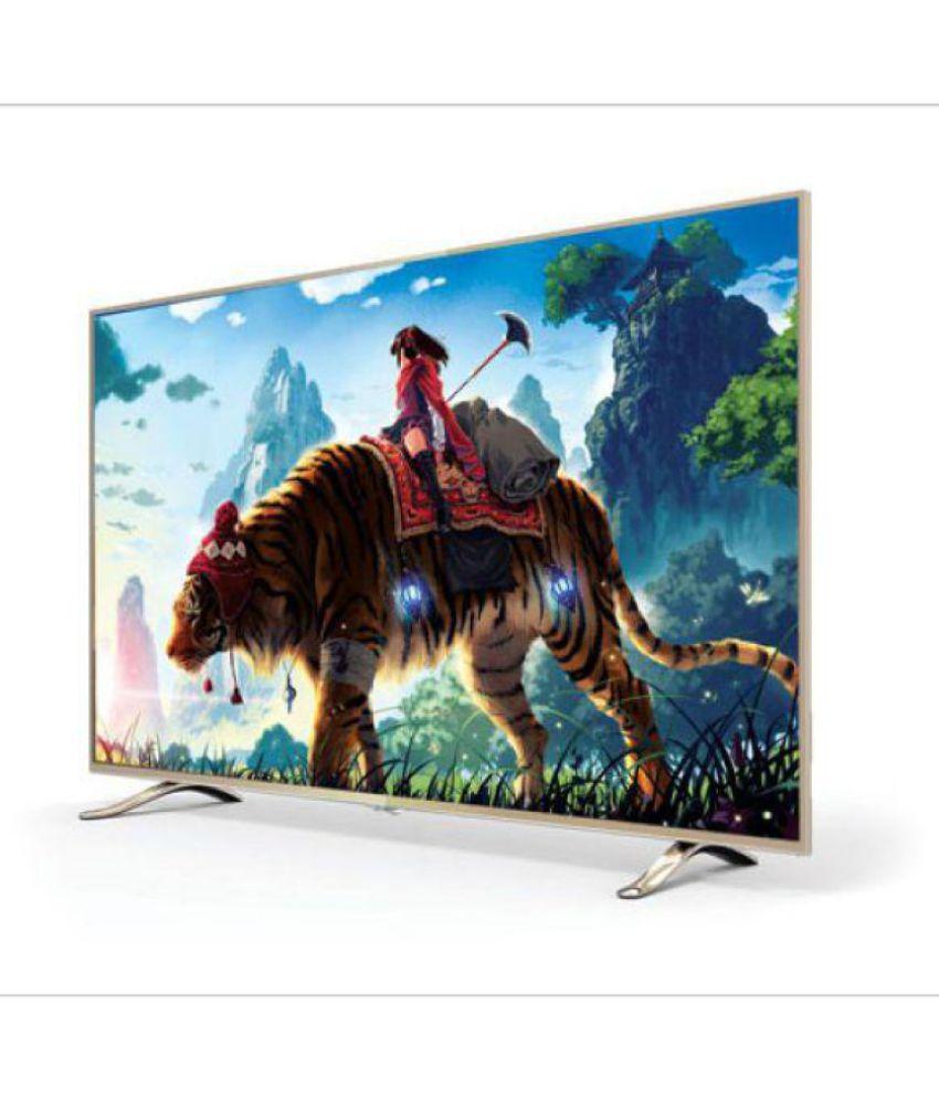 Telerack 60 4K ULTRA 152.4 cm ( 60 ) Ultra HD (4K) LED Television