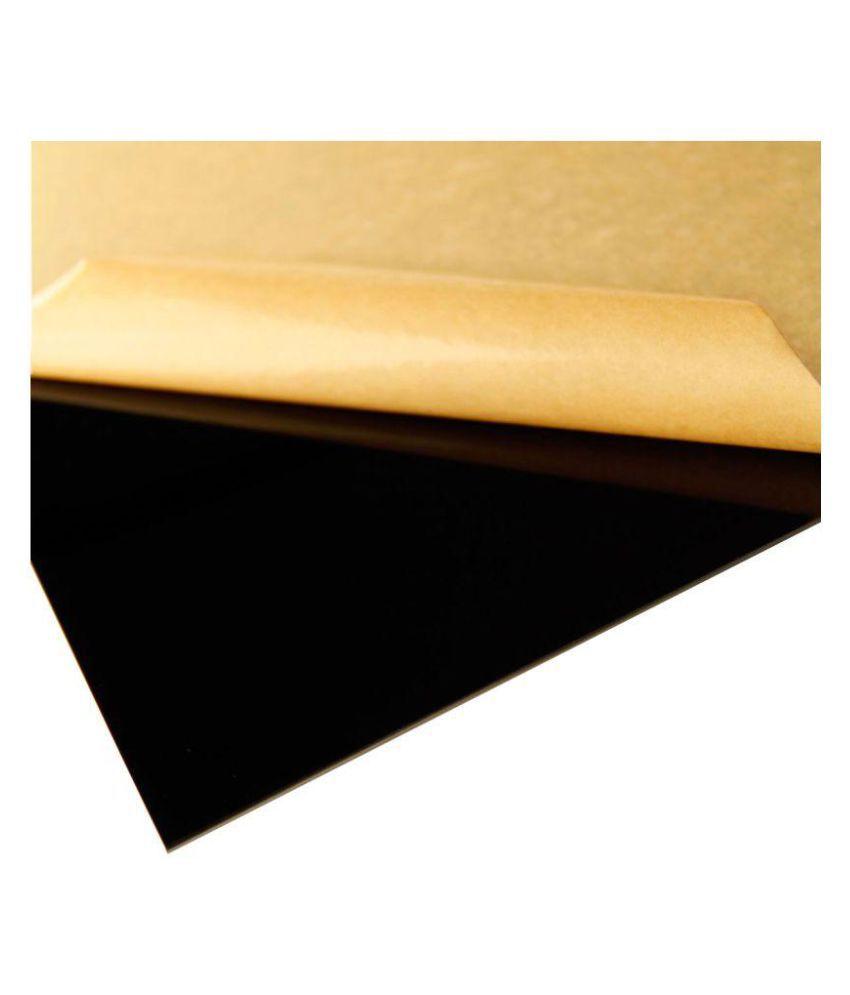 Zaktag Black Acrylic Sheet: Buy Online at Best Price in
