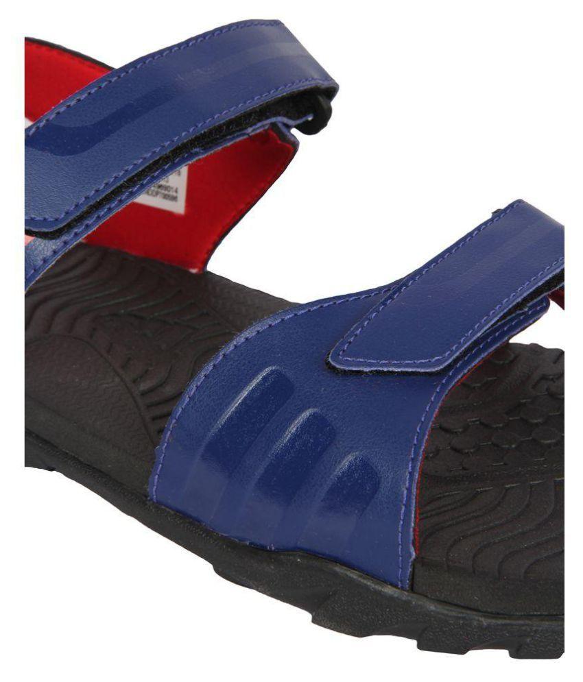 785c9f1c4723 Adidas ESCAPE 2.0 MS Blue Floater Sandals - Buy Adidas ESCAPE 2.0 MS ...