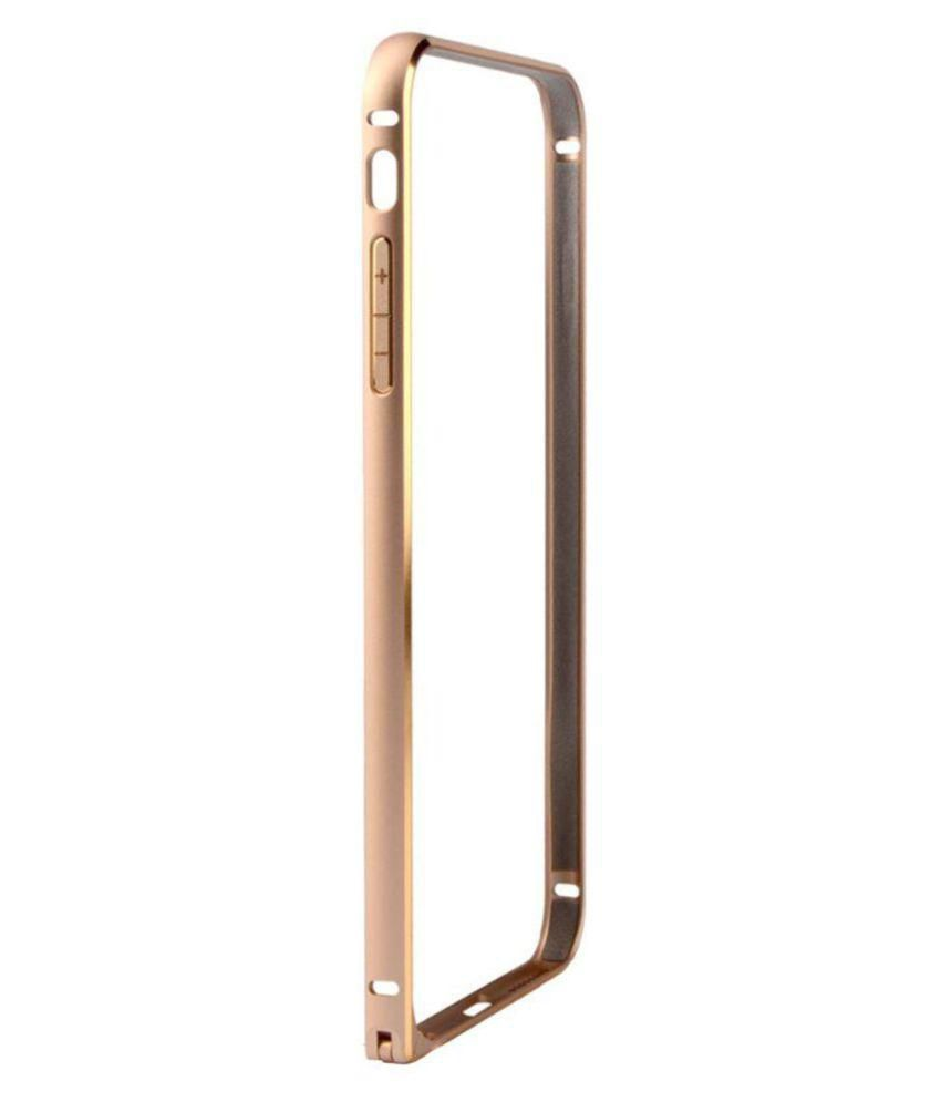 Apple iPhone 6S Bumper Cover by YUVEN - Golden