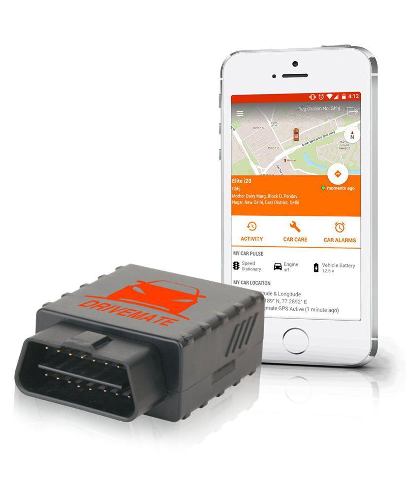 MapmyIndia DriveMate GPS Tracker MapmyIndia DriveMate GPS