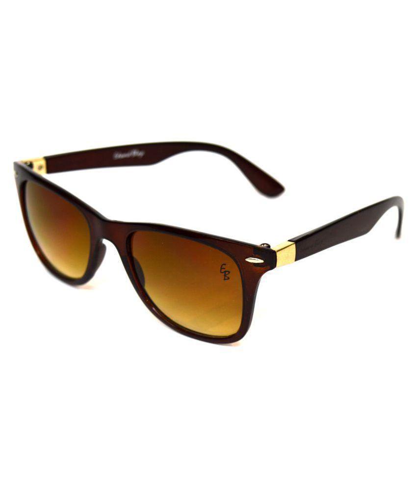 Edward Blaze Brown Wayfarer Sunglasses ( EB6122BR ) - Buy Edward Blaze  Brown Wayfarer Sunglasses ( EB6122BR ) Online at Low Price - Snapdeal 5f190ec827b