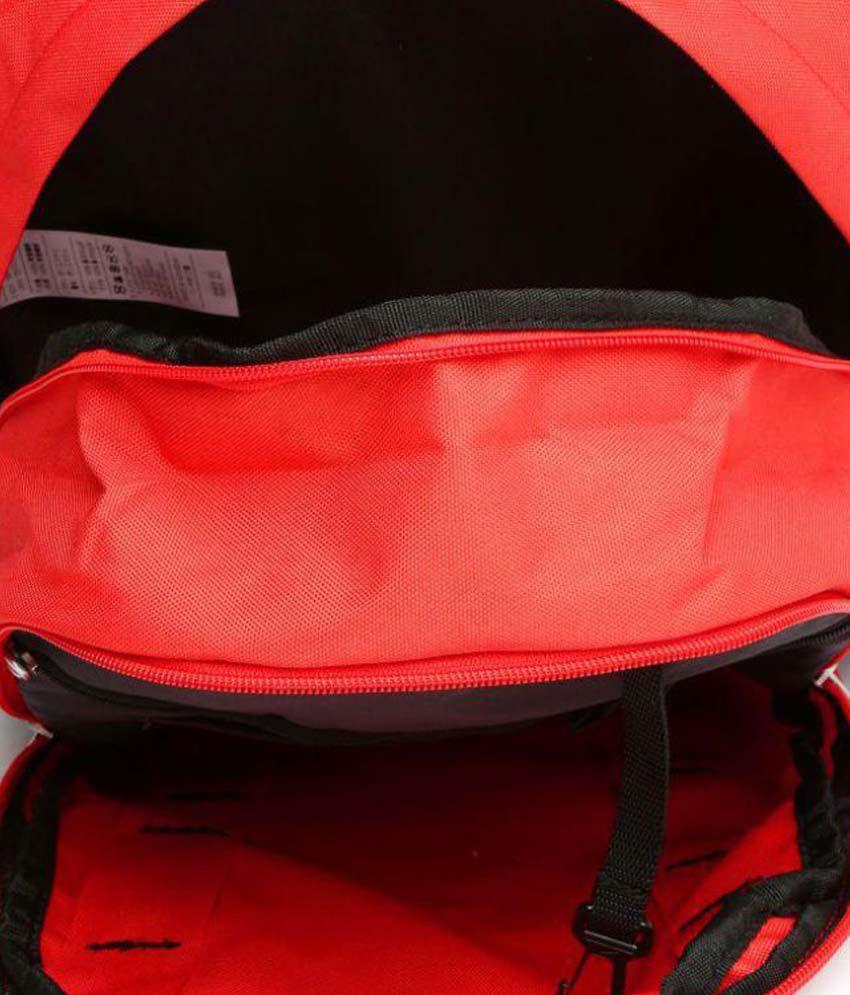 product nike orange backpack