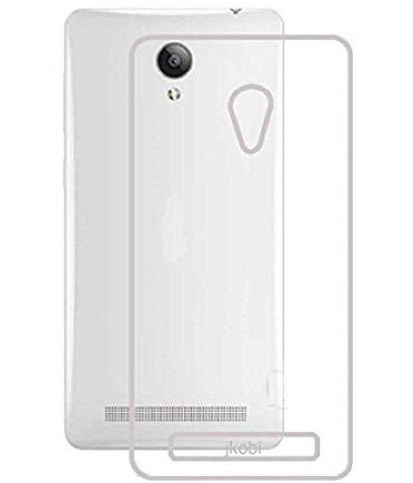 brand new c5b88 46d51 Vivo Y28 Cover by Gadget Looks - Transparent - Plain Back Covers ...