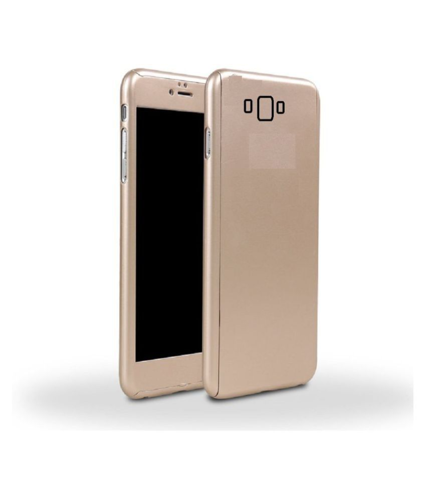 Samsung Galaxy J7  2016  Cover by Ipaky   Golden