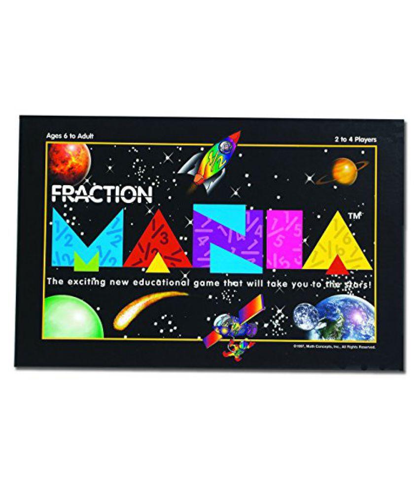 Fraction Mania