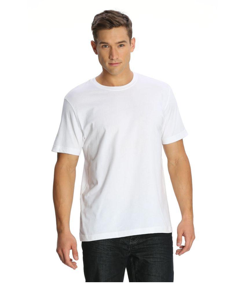 Jockey White Round T-Shirt Pack of 2