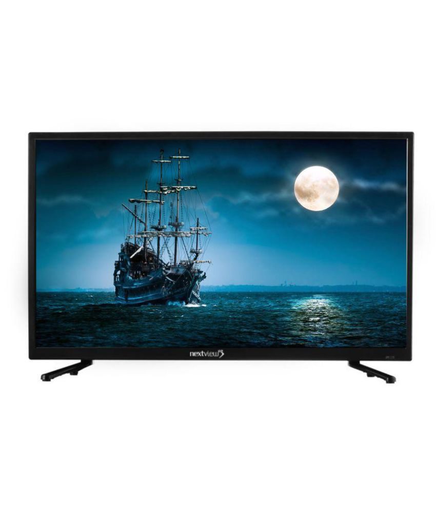 Nextview NVFH32B 81.28 cm ( 32 ) Full HD Bluetooth LED TV(FHD) 1 Year Warranty