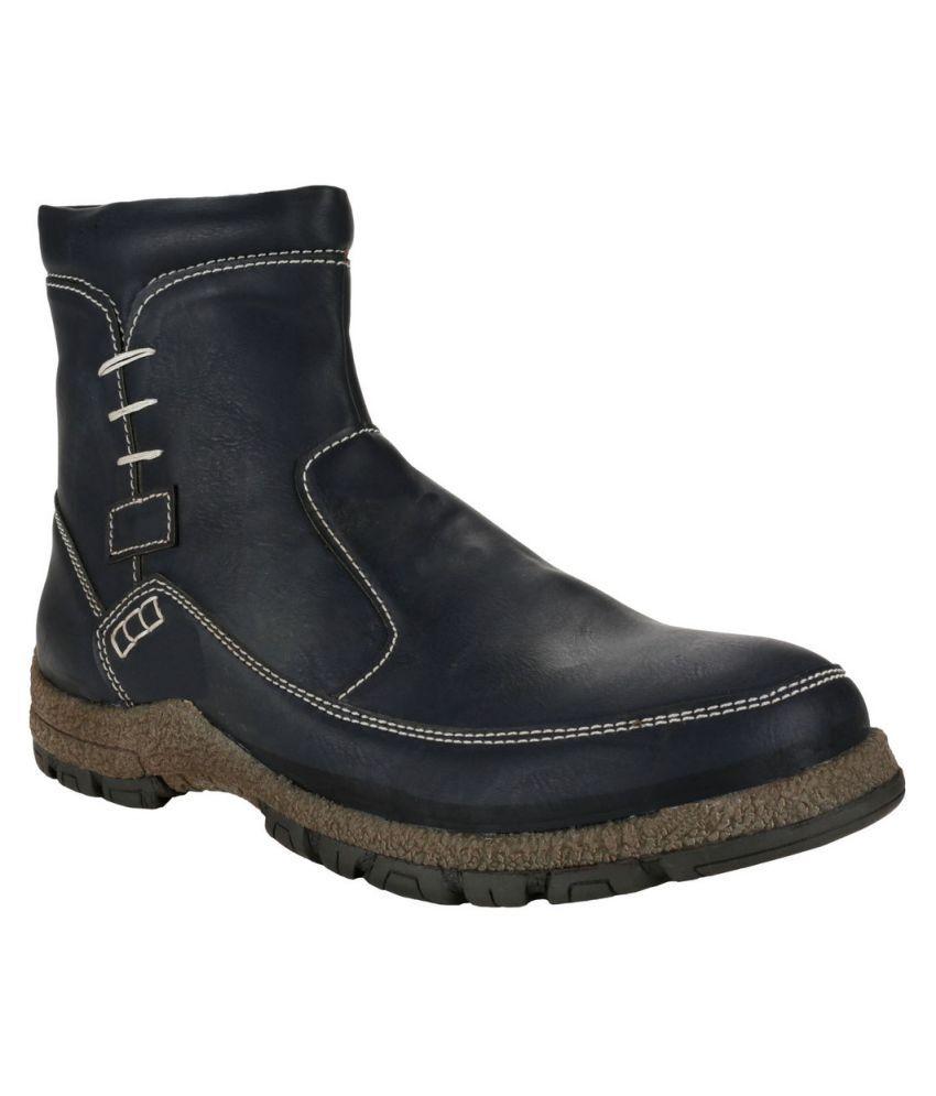 Le Costa. Black Casual Boot