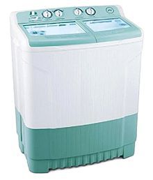 Godrej 6.8 WS 680CT Apple Green Semi Automatic Top Load Washing Machine