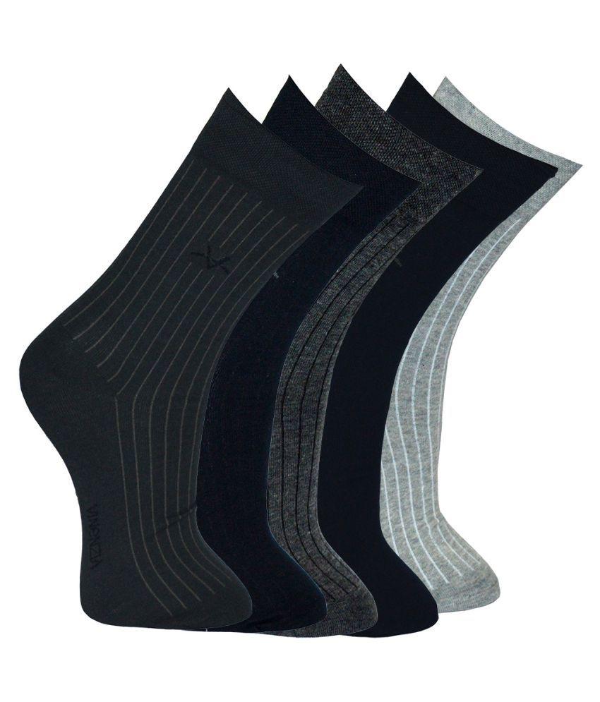 Vinenzia Multi Casual Full Length Socks