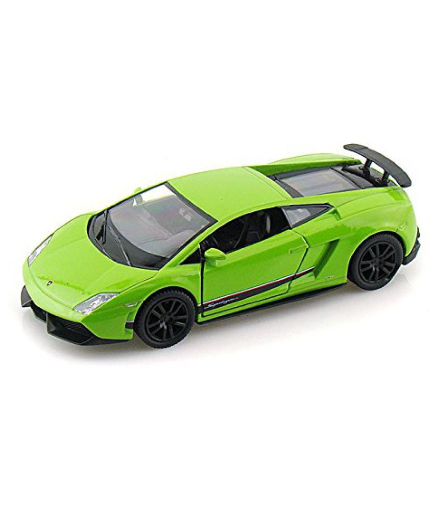 Lamborghini Gallardo Lp 570 4 Superleggera 1 36 Green Buy