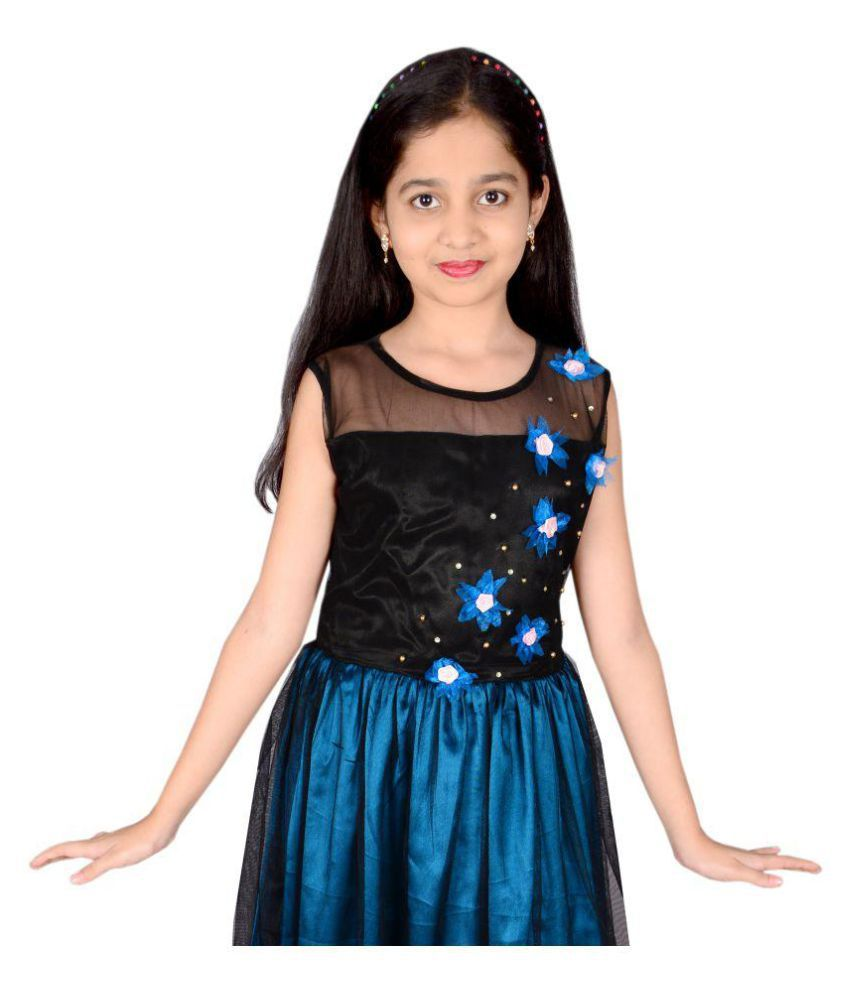 3d2acc1e03 Girls Party Wear Long Gown - Buy Girls Party Wear Long Gown Online at Low  Price - Snapdeal